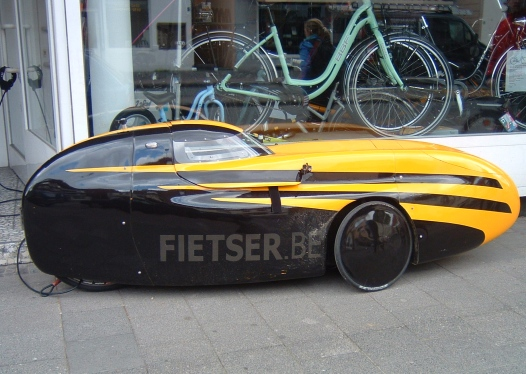 Fietser.be             spotted in Münster, Germany
