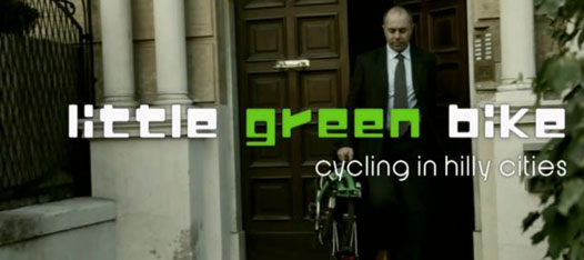 Little Green Bike film still